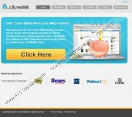 Jollywallet Adware