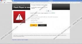 Fake Flash Player Ads