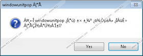 Windowunitpop