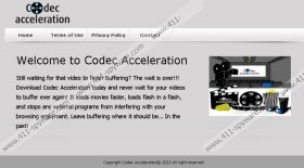 Codec Acceleration