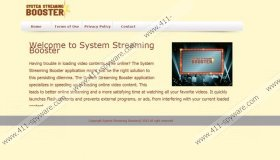 System Streaming Booster