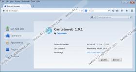 Cantataweb
