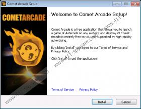 Comet Arcade