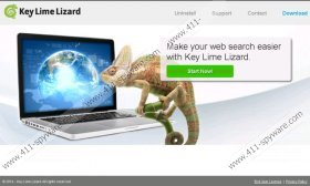 Key Lime Lizard