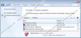 WordProser
