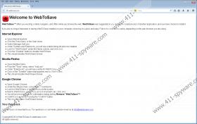 WebToSave Ads