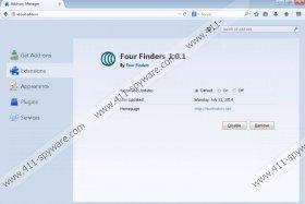 FourFinders