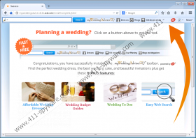 MyWeddingAdviser Toolbar