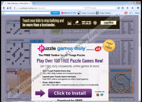 PuzzleGamesDaily Toolbar