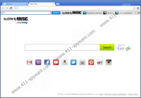 SuddenlyMusic Toolbar