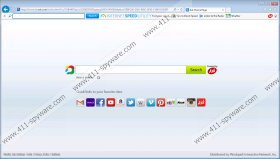 InternetSpeedUtility Toolbar