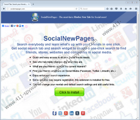 Search.socialnewpagessearch.com
