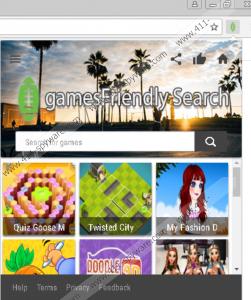 GamesFriendly Search