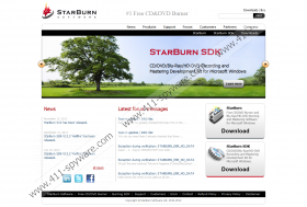 Starburn Software Virus