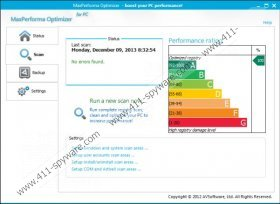 Maxperforma Optimizer