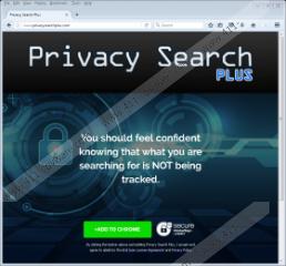 Privacy Search Plus