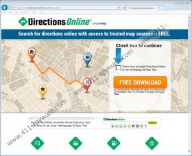 DirectionsOnline