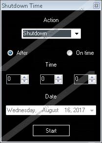 ShutdownTime