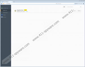 EasyEmailSuite Toolbar