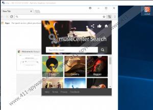 Music Center Search
