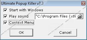 Ultimate Popup Killer