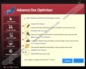 Advance Doc Optimizer