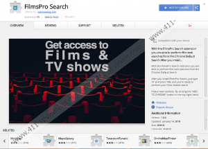 FilmsPro Search Extension