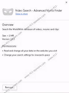 Video Search – Advanced Movie Finder