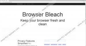 Browser Bleach