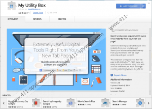 My Utility Box