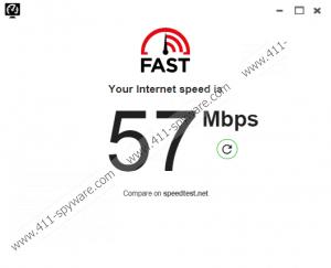 InternetSpeedTester