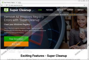 Super Cleanup