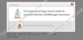 No Java Detected