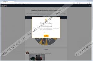 Amazon Rewards Event Scam