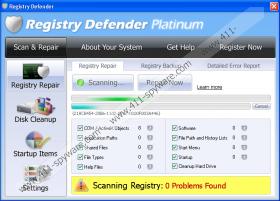 Registry Defender