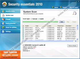 Security Essentials 2010