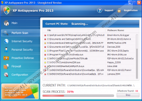 XP Antivirus Plus 2013