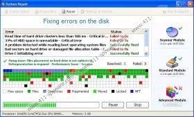 System Repair Virus