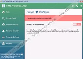 Vista Antivirus 2014