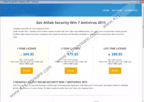 AVLab Internet Security Win 7 Antivirus 2015