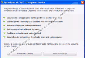 SystemBytes Win XP 2015