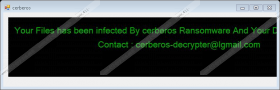 Cerberos Ransomware