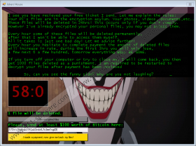 Jokers House Ransomware