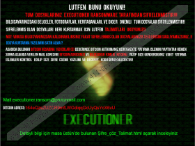 Executioner Ransomware