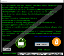 GrodexCrypt Ransomware