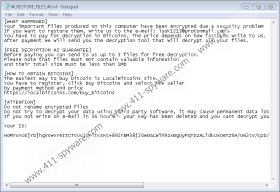 Look1213@protonmail.com Ransomware