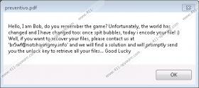 Bubble Ransomware
