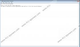 Paysafecard Ransomware