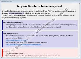 Blocking Ransomware