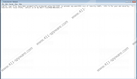 RSA2048Pro Ransomware